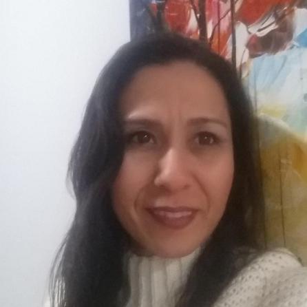 María Eugenia Cárdenas Guzmán - Pedagoga Colombiana