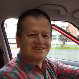 Eddie Villamil Alviar – Docente de Inglés